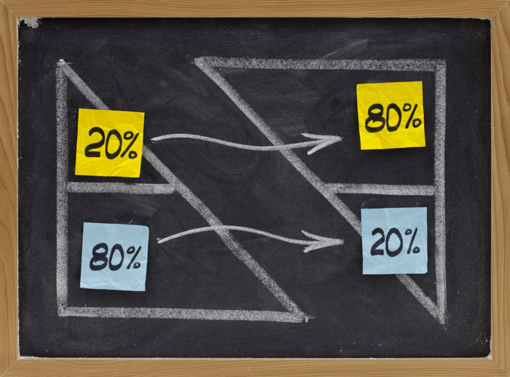 How to use Pareto's Principle in your business